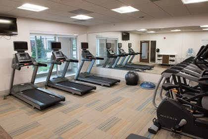Fitness Facility | Holiday Inn Express & Suites Merrillville