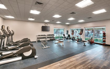 Fitness Facility   Holiday Inn Express & Suites Gainesville I-75