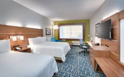 Room   Holiday Inn Express & Suites Gainesville I-75