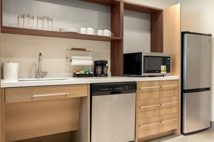 In-Room Kitchen   Home2 Suites by Hilton Sarasota Bradenton Airport