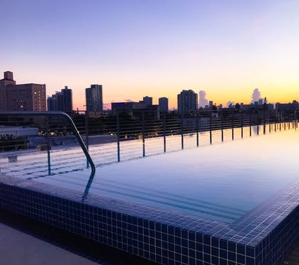 Rooftop Pool | The Fairwind Hotel