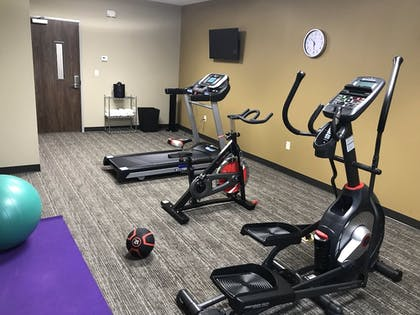 Fitness Facility | The Mulberry Hotel