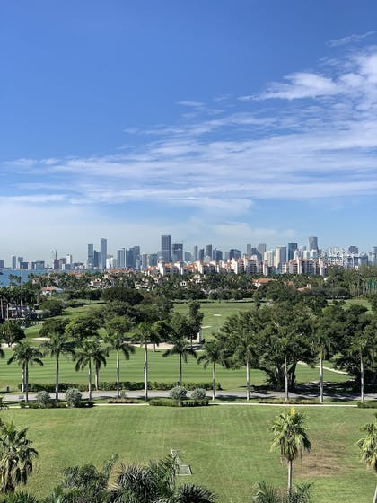 City View from Property | Fisher Island by Sunnyside Resorts