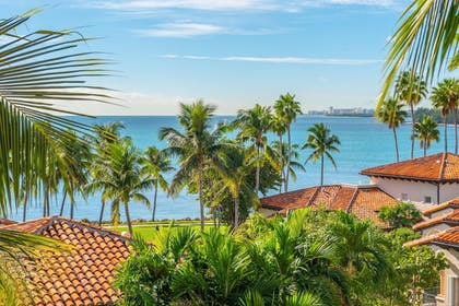 View from Room | Fisher Island by Sunnyside Resorts