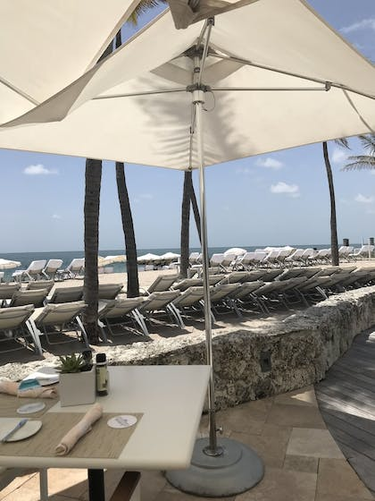Restaurant | Fisher Island by Sunnyside Resorts