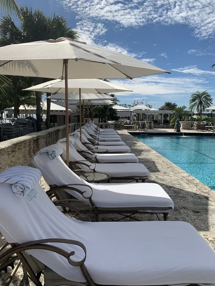 Pool | Fisher Island by Sunnyside Resorts