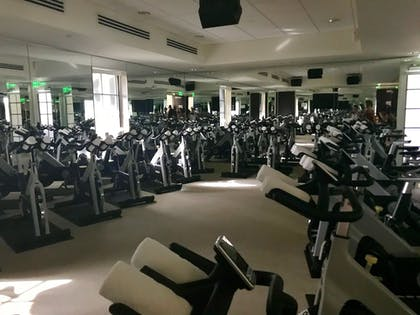 Fitness Studio | Fisher Island by Sunnyside Resorts