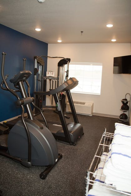 Fitness Facility | Microtel Inn & Suites by Wyndham Limon