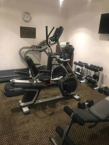 Fitness Facility | Madison LES Hotel