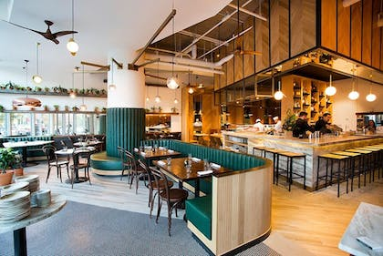 Restaurant | Coral Homes - Designer Penthouses in Old City