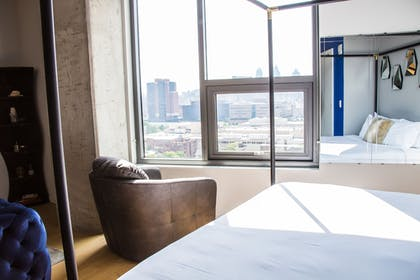 Guestroom View | Coral Homes - Designer Penthouses in Old City