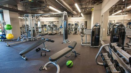 Fitness Facility | Coral Homes - Designer Penthouses in Old City