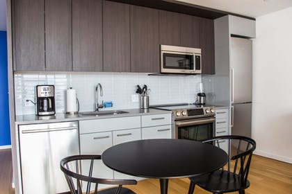 In-Room Dining | Coral Homes - Designer Penthouses in Old City
