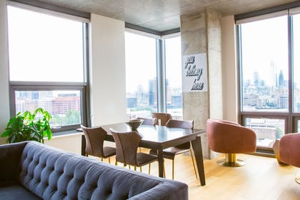 Living Area | Coral Homes - Designer Penthouses in Old City
