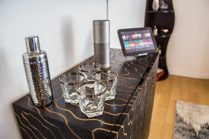 In-Room Amenity | Coral Homes - Designer Penthouses in Old City