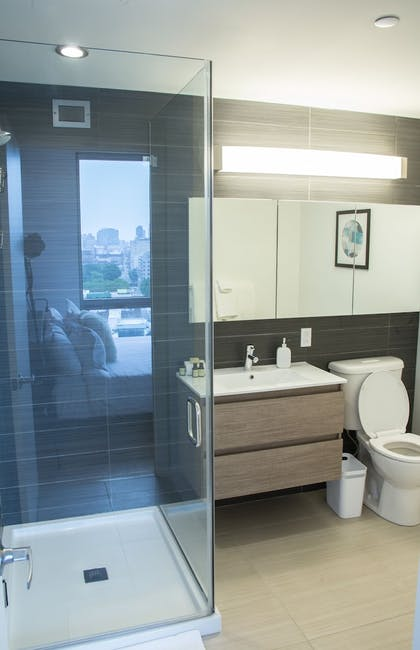 Bathroom | Coral Homes - Designer Penthouses in Old City