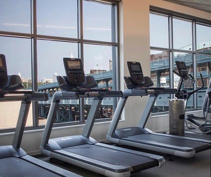 Gym | Coral Homes - Designer Penthouses in Old City