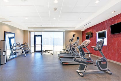Gym | Home2 Suites by Hilton Raleigh Durham Airport RTP