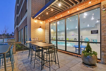 Terrace/Patio | Home2 Suites by Hilton Raleigh Durham Airport RTP