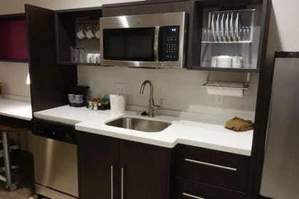 In-Room Kitchen | Home2 Suites by Hilton Raleigh Durham Airport RTP