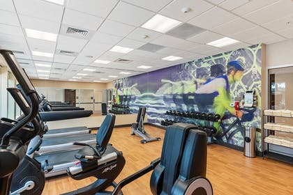 Fitness Facility   Hyatt Place Tampa/Wesley Chapel