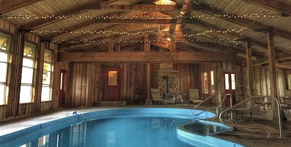 Indoor Pool | River Run Inn