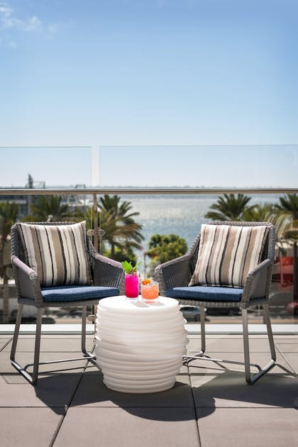 Outdoor Dining | Intercontinental San Diego