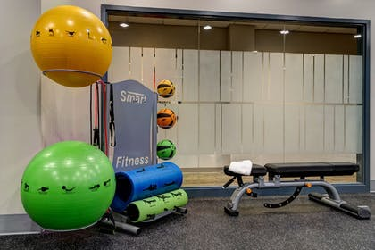 Fitness Facility | The Hotel Concord