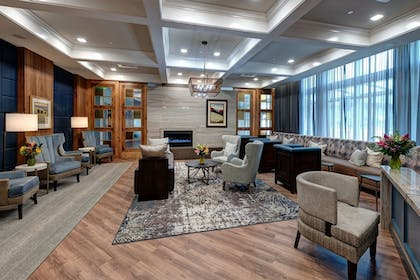Lobby | The Hotel Concord