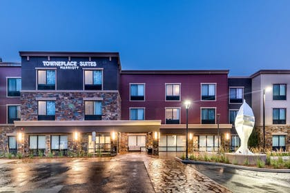 Hotel Entrance | TownePlace Suites by Marriott Whitefish