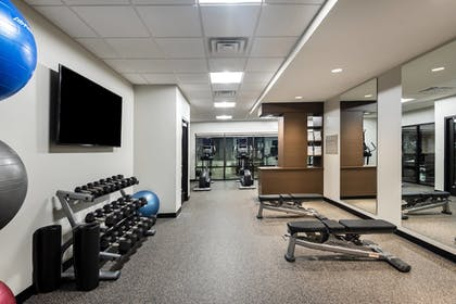 Sports Facility | TownePlace Suites by Marriott Whitefish
