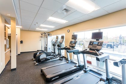 Sports Facility | TownePlace Suites by Marriott Portland Beaverton