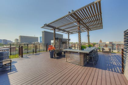 Terrace/Patio | Mint House Downtown Indianapolis