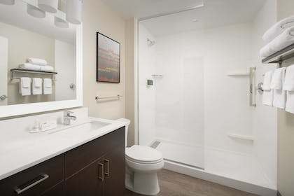 Bathroom | TownePlace Suites by Marriott College Park