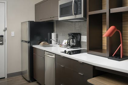 In-Room Kitchen | TownePlace Suites by Marriott College Park
