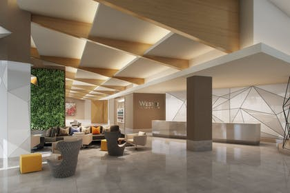 Lobby | The Westin Irving Convention Center at Las Colinas