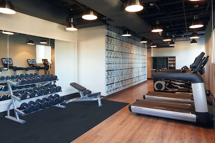 Fitness Facility | AC Hotel by Marriott Beverly Hills