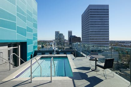 Terrace/Patio | AC Hotel by Marriott Beverly Hills