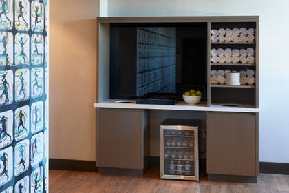 Sports Facility | AC Hotel by Marriott Beverly Hills