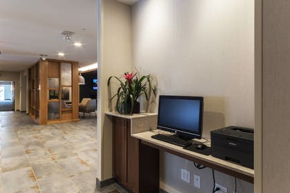 Business Center | Fairfield Inn and Suites by Marriott Northfield