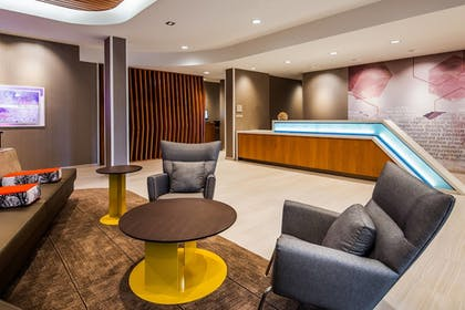 Lobby | Springhill Suites by Marriott Chambersburg