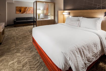 Guestroom | Springhill Suites by Marriott Chambersburg