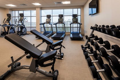 Sports Facility | Springhill Suites by Marriott Chambersburg