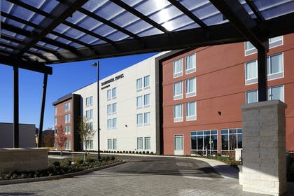 Property Grounds | SpringHill Suites by Marriott Columbus Easton Area