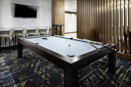 Lobby Lounge | SpringHill Suites by Marriott Columbus Easton Area