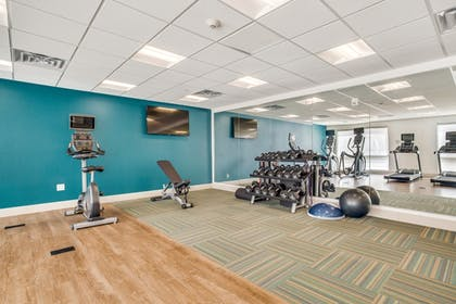 Fitness Facility | Holiday Inn Express And Suites Denton South