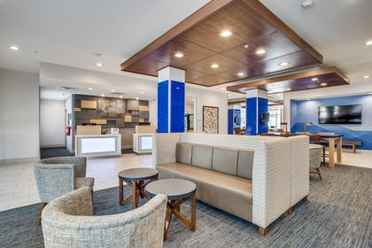 Interior | Holiday Inn Express And Suites Denton South