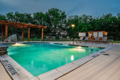 Pool | Holiday Inn Express And Suites Denton South