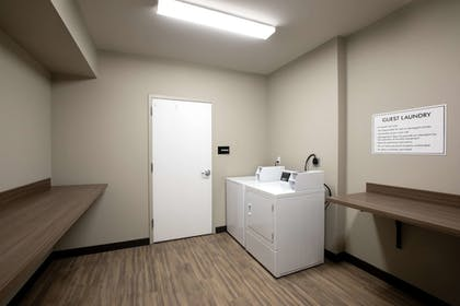 Laundry Room | Best Western Plus West Lawrence