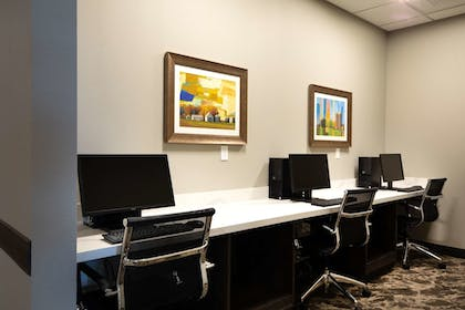 Business Center | Best Western Plus West Lawrence